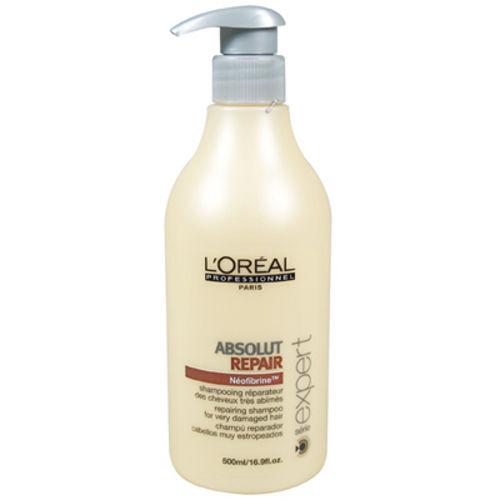 L'OREAL萊雅 極緻賦活洗髮乳(乾燥受損髮專用)(500ml)