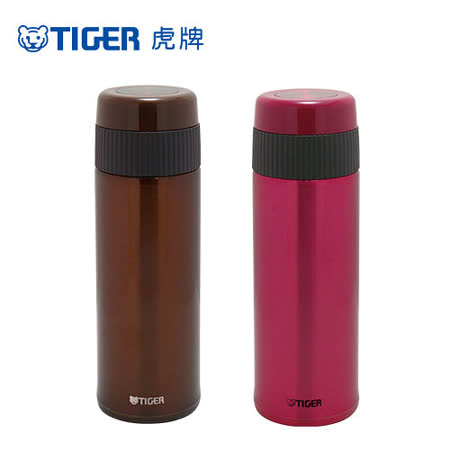 【TIGER虎牌】450cc茶典系列保溫保冷杯_附茶濾網(MMR-A045)