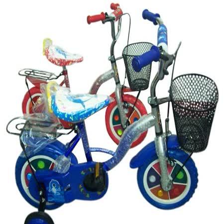 12吋兒童腳踏車(紅)-台灣製