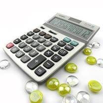 【CASIO】卡西歐(傳奇)金融稅額計算機AEE-DW120MS