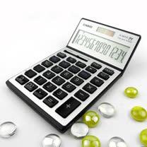 【CASIO】卡西歐(時尚銀)金融稅額計算機AEE-JS140TVSs
