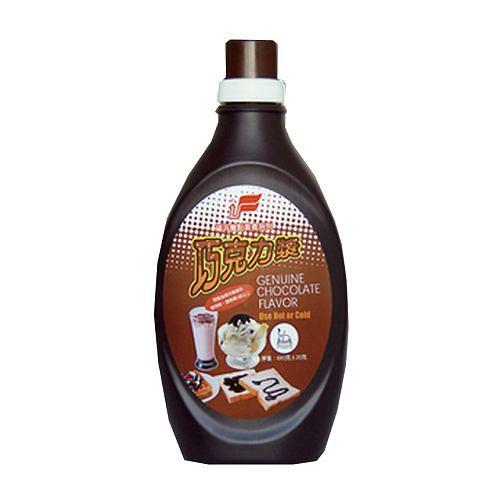 福汎巧克力漿680g