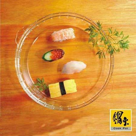 【鍋寶】耐熱玻璃盤1.4L(G-CL-1010G)