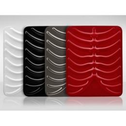 SwitchEasy RibCage iPad / iPad2 骨狀高級合成皮保護套