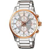 CASIO EDIFICE暢銷款 競速賽車計時腕錶EF-561D-7A