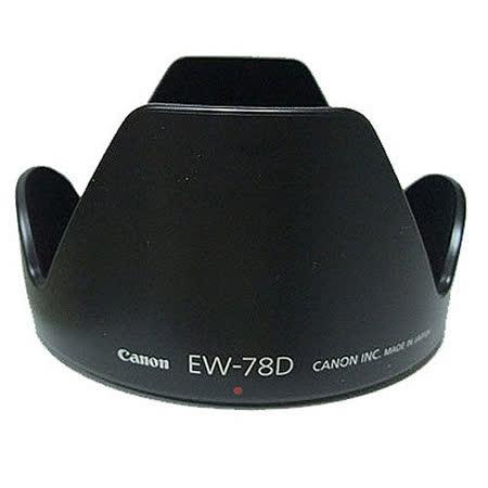 CANON . EW-78D 原廠遮光罩
