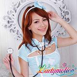 【Ladymotion】院長,我們醫院的護士服會不會太露了一點?♥ 性感護士服 ♥