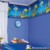 Disney【星空維尼】夜光牆飾大彩帶(DHL01)