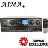 AIMA 5.1聲道影音卡拉OK綜合擴大機(KA-569)