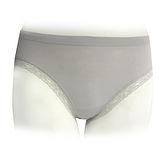 【LACOYA 】 女蕾絲中腰三角褲(CP967-3 藕灰)-3件