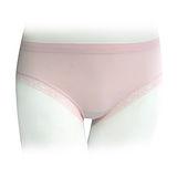 【LACOYA 】 女蕾絲中腰三角褲(CP967-4淺粉紅)-3件