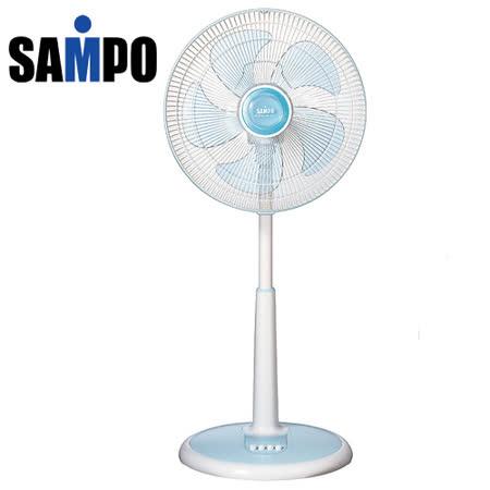 『SAMPO 』☆聲寶 14吋機械式立扇 SK-FC14 /SKFC14
