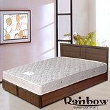 RB -輕鬆家居(胡桃)木製床架-加大(不含床墊)