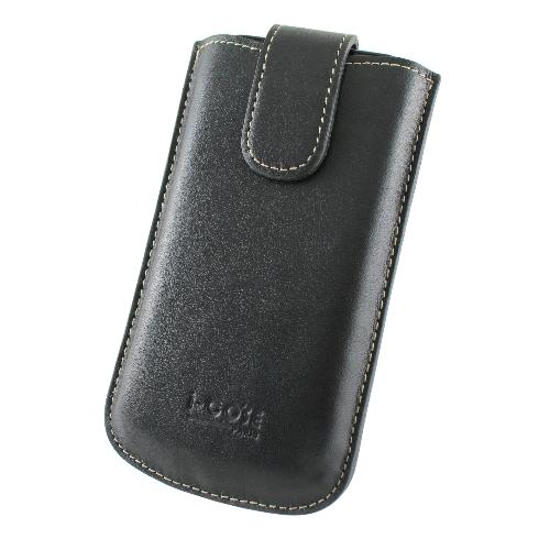 i-COSE 義大利Nappa 頭層皮 HTC Legend A6363 手機皮套
