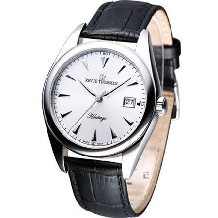 Revue Thommen 都會紳士機械錶21010.2532