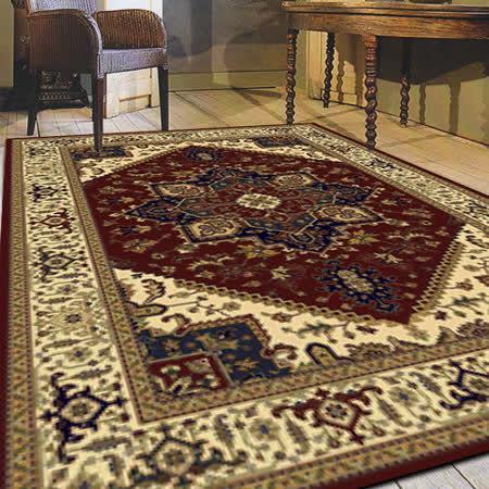 【范登伯格】比提人造絲毯系列-秘索(160X230CM)