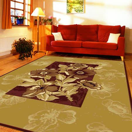 【范登伯格】比提人造絲毯系列-花開季(140X190)