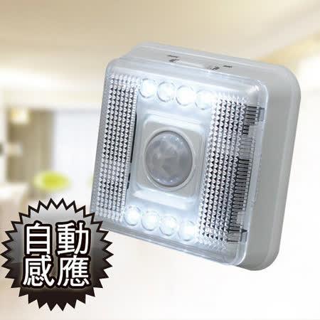 【Marvelmax】自動感應LED玄關廚櫃燈-輔助照明小夜燈
