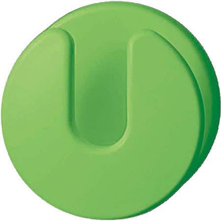 《A3》U 型壁吸式掛勾(綠)