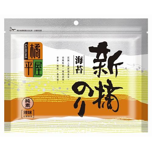 橘平屋新摘海苔~辣味26g