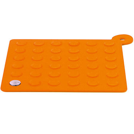《BLOMUS》凸凸彈性隔熱墊(橘)