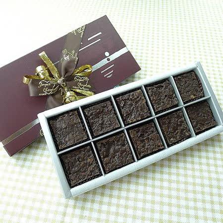 JOYCE巧克力工房【頂級手工岩石巧克力禮盒】10顆/盒