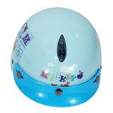 小米奇幼兒專用機車安全帽(水藍)