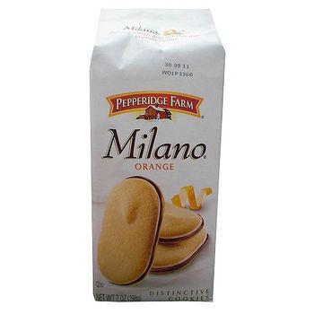 培珀莉米蘭餅乾-蜜橘口味198g
