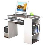 經典雙色配電腦桌