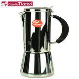 CafeDeTiamo 全新18-10不鏽鋼摩卡壺-六杯份 HA2286