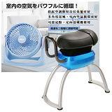 特賣再+贈↑OSAKI-騎馬機(OH-1005n)+送-彩色精靈-8吋循環扇(OS-VK08)