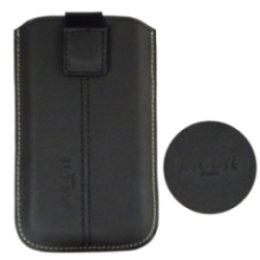 COSE Garmin-Asus M10E 真皮(小牛皮)抽拉式手機套(磁鐵吸附式)