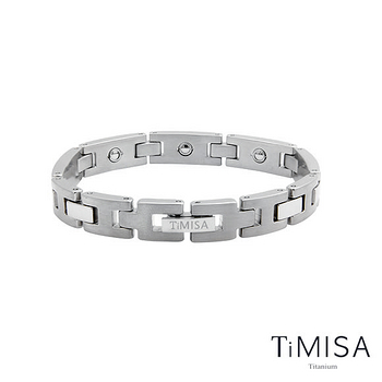 【TiMISA】美麗境界 純鈦鍺手鍊