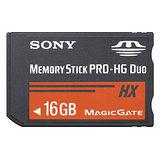 SONY MS PRO-HG Duo HX 16GB高速存取30MB/s記憶卡(平輸) - 加送多合一讀卡機+4片裝記憶卡收納盒