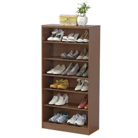 超值高六層鞋櫃