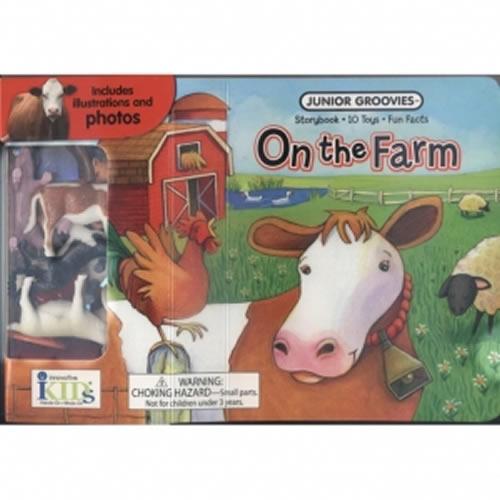 ^(  ^)On the Farm ^(Junior Groovies^)啟蒙玩具書
