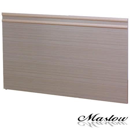 【Maslow-簡約白橡】單人床頭片-3.5尺(木心板)