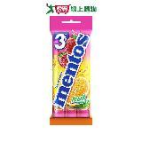 《曼陀珠》Mentos-綜合水果口味36.5g*3入
