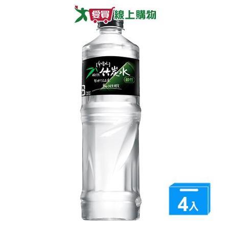 味丹竹炭礦泉水700ml*4瓶