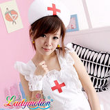 【Ladymotion】先生!你哪裡不舒服呀! ♥ 日系性感俏護士♥ 角色扮演服