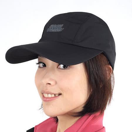 [SNOW TRAVEL] PORELLE防水透氣棒球帽(英國防水套)(黑色)