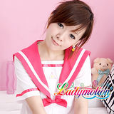 【Ladymotion】老師!下課後記得幫我補習喔!♥日系粉色課後調教♥ 女高生水手服