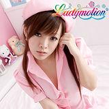 【Ladymotion】嗯。。我們醫院就該多請一些這樣的護士!♥日系粉色天使護理♥護士扮演服系列