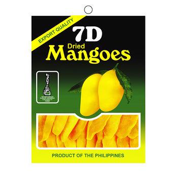 7D菲律賓芒果乾80g