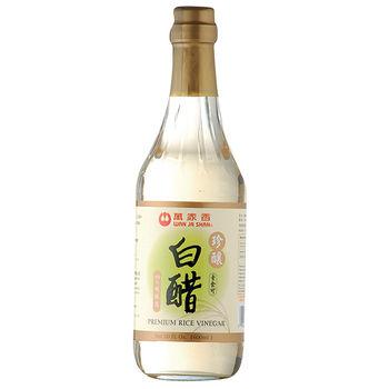 萬家香珍釀造白醋600ml