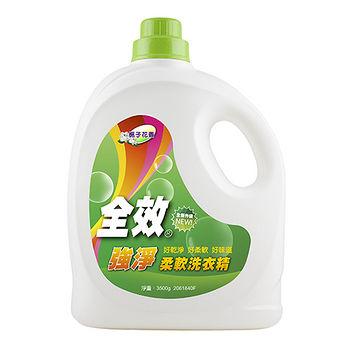 毛寶全效強淨洗衣精3.5L