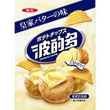 《華元》波的多洋芋片-皇家奶油82g