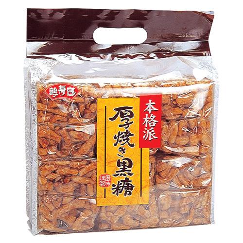 鶴壽庭黑糖沙琪瑪500g