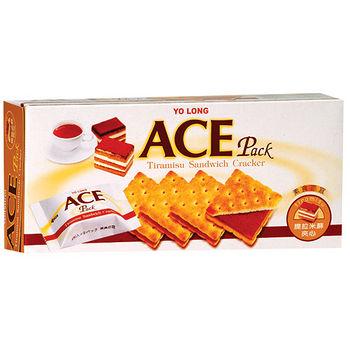 優龍ACE提拉米蘇夾心餅125g