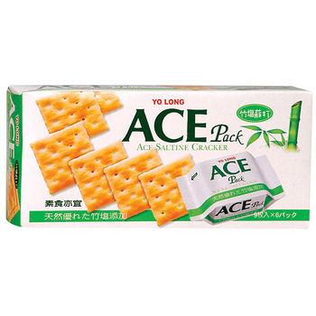 優龍ACE竹鹽蘇打餅149g